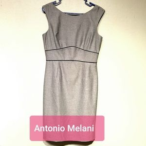 Antonio Melani gray dress